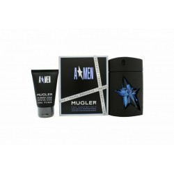 comprar perfumes online hombre THIERRY MUGLER A*MEN EDT 100 ML + SHOWER GEL SET REGALO
