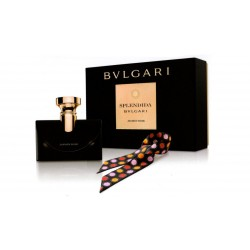 comprar perfumes online BVLGARI SPLENDIDA JASMIN NOIR EDP 100 ML + PAÑUELO SET REGALO mujer