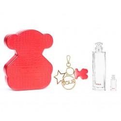 comprar perfumes online TOUS EDT 90 ML + LLAVERO TOUS + EDT MINI 4,5 ML SET REGALO mujer