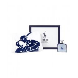 comprar perfumes online hombre RALPH LAUREN POLO ULTRABLUE EDT 125 ML + TOALLA SET REGALO