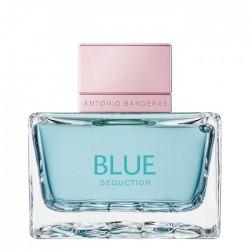 comprar perfumes online ANTONIO BANDERAS BLUE SEDUCTION WOMAN EDT 80 ML VAPO mujer
