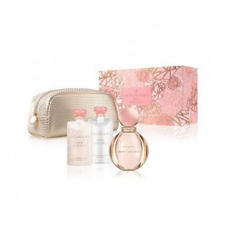 comprar perfumes online BVLGARI GOLDEA ROSE EDP 90 ML + B/L 75 ML + GEL 75 ML + NECESER SET mujer