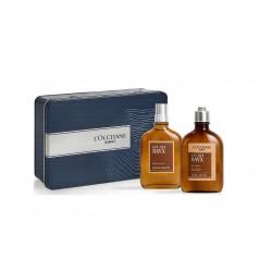 comprar perfumes online hombre L´OCCITANE EN PROVENCE EAU DE BAUX EDT 75 ML + SHOWER GEL 250 ML SET REGALO