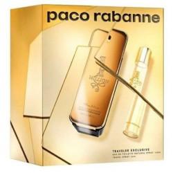 comprar perfumes online hombre PACO RABANNE 1 MILLION EDT 100 ML VP + MINI EDT 20 ML SET REGALO