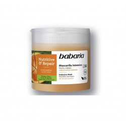 BABARIA MASCARILLA INTENSIVA NUTRITIVE & REPAIR 400 ML