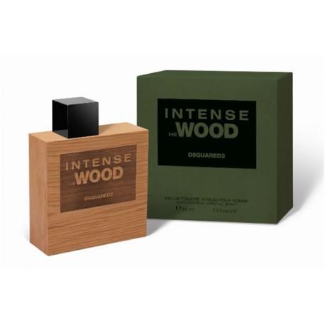 comprar perfumes online hombre DSQUARED HE WOOD INTENSE EDT 100 ML VAPO