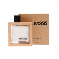 DSQUARED HE WOOD AFTER SHAVE BALM 100 ML