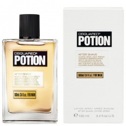 DSQUARED POTION AFTER SHAVE LOTION 100 ML