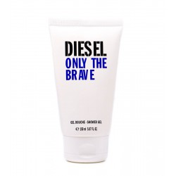 DIESEL ONLY THE BRAVE SHOWER GEL 150 ML