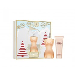 comprar perfumes online JPG CLASSIQUE EDT 50 ML + BODY LOTION 75 ML SET REGALO mujer