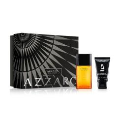 comprar perfumes online hombre AZZARO POUR HOMME EDT 50 ML + HAIR & BODY SHAMPOO 50 ML SET REGALO