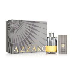 Comprar perfumes online set AZZARO WANTED EDT 100 ML + DEO STICK 75 ML SET REGALO