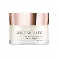 ANNE MOLLER ROSAGE BALANCE REPARING RICH CREAM SPF 15 50 ML