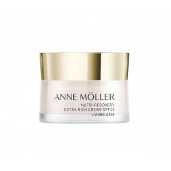 ANNE MOLLER LIVINGOLDAGE NUTRI RECOVERY EXTRA RICH CREAM SPF15 50ML