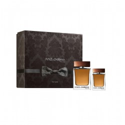 comprar perfumes online hombre DOLCE & GABBANA THE ONE MEN EDT 100ML + EDT 30 ML SET REGALO