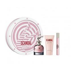 comprar perfumes online JEAN PAUL GAULTIER SCANDAL EDP 50 ML + MINI 10 ML + BODY LOTION 75 ML SET REGALO mujer
