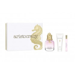 comprar perfumes online ARISTOCRAZY BRILLANT EDT 80 ML + MINI 10 ML + BODY LOTION 75 ML SET REGALO mujer
