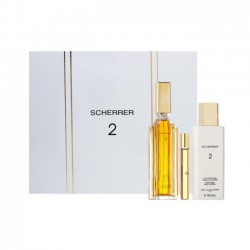 comprar perfumes online JEAN LOUIS SCHERRER 2 EDT 100 ML + MINI 10 ML + BODY LOTION 150 ML SET REGALO mujer