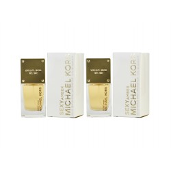 comprar perfumes online MICHAEL KORS SEXY AMBER EDP 2 X 30 ML SET REGALO mujer