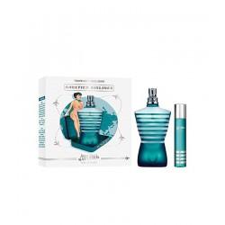 comprar perfumes online hombre JEAN PAUL GAULTIER JPG LE MALE EDT 125 ML + EDT 20 ML SET REGALO