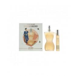 comprar perfumes online JPG CLASSIQUE EDT 100 ML + EDT 20 ML SET REGALO mujer