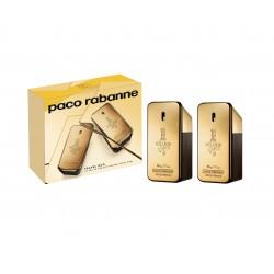 comprar perfumes online hombre PACO RABANNE 1 MILLION EDT 2 X 50 ML SET REGALO