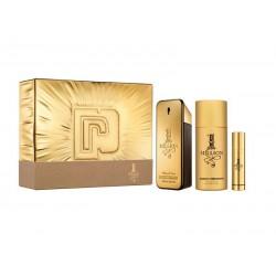comprar perfumes online hombre PACO RABANNE 1 MILLION EDT 100 ML + MINI 10 ML + DEO SPRAY 150 ML SET REGALO