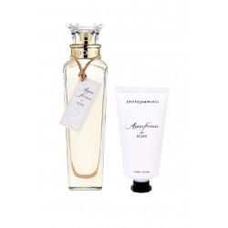 comprar perfumes online ADOLFO DOMINGUEZ AGUA FRESCA DE ROSAS EDT 120 ML + CREMA DE MANOS 50 ML SET REGALO mujer