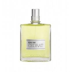 comprar perfumes online hombre L'OCCITANE EN PROVENCE EAU DE CÉDRAT EDT 75 ML