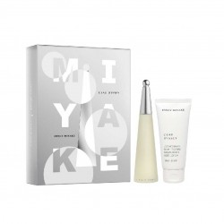 comprar perfumes online ISSEY MIYAKE L´EAU D´ISSEY EDT 50 ML + BODY LOTION 100 ML SET REGALO mujer