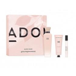 comprar perfumes online ADOLFO DOMINGUEZ NUDE MUSK EDP 120 ML + MINIATURA 10 ML + HAND CREAM 50 ML SET REGALO mujer