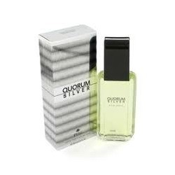 QUORUM SILVER EDT 100 ML