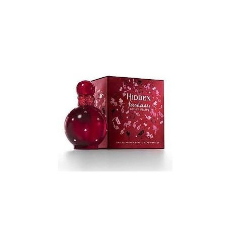 BRITNEY SPEARS HIDDEN FANTASY EDP 100 ML