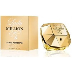 comprar perfumes online PACO RABANNE LADY MILLION EDP 80 ML mujer