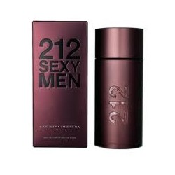 comprar perfume CAROLINA HERRERA 212 SEXY MEN EDT 100 ML VP. danaperfumerias.com