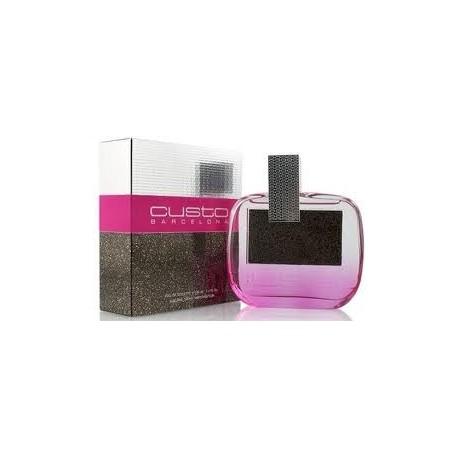 comprar perfumes online CUSTO BARCELONA WOMAN EDT 100 ML VP. mujer