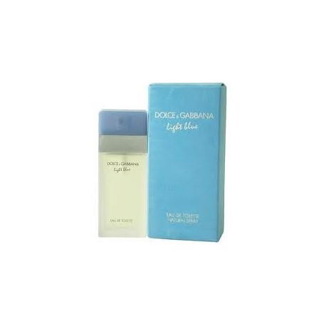 DOLCE & GABBANA LIGHT BLUE EDT 50 ML