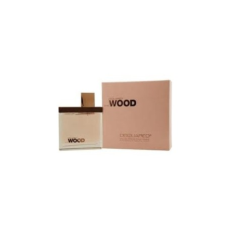 DSQUARED SHE WOOD EDP 50 ML VAPO