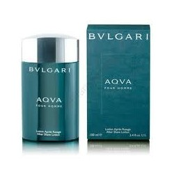 BVLGARI AQVA AFTER SHAVE LOTION 100 ML