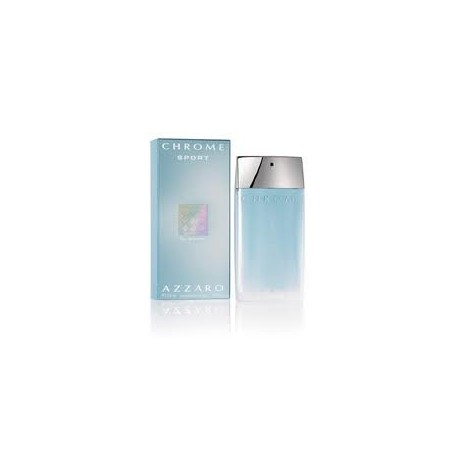 AZZARO CHROME SPORT EDT 100 ML VP.