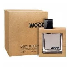 DSQUARED HE WOOD EDT 100 ML VAPO