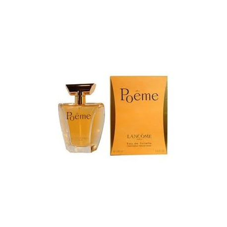 comprar perfumes online LANCOME POEME EDP 100 ML mujer