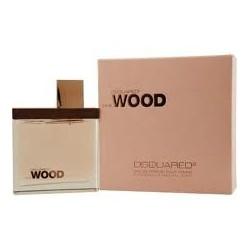 comprar perfume DSQUARED SHE WOOD EDP 100 ML VAPO danaperfumerias.com