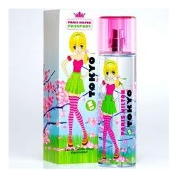 PARIS HILTON PASSPORT IN TOKIO EDT 100 ML VP.