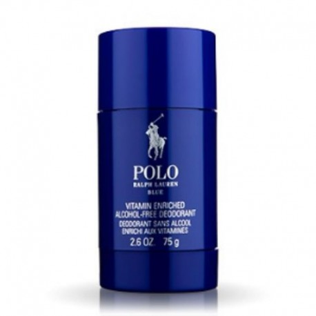 comprar perfumes online RALPH LAUREN POLO BLUE DEO STICK 75 GR. S/ALCOHOL mujer
