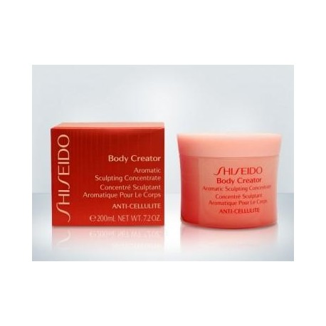 SHISEIDO BODY CREATOR AROMATIC SCULPTING CONCENTRATE 200 ML danaperfumerias.com