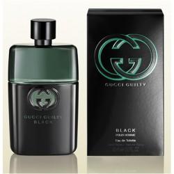 comprar perfumes online hombre GUCCI GUILTY POUR HOMME BLACK EDT 90 ML