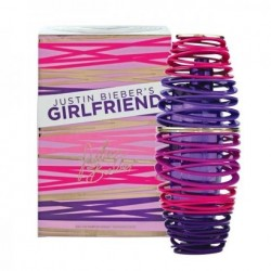 JUSTIN BIEBER GIRLFRIEND EDP 100 ML