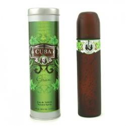 comprar perfumes online hombre CUBA GREEN EDT 100 ML