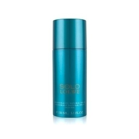 LOEWE SOLO LOEWE INTENSE DEO SPRAY 150 ML